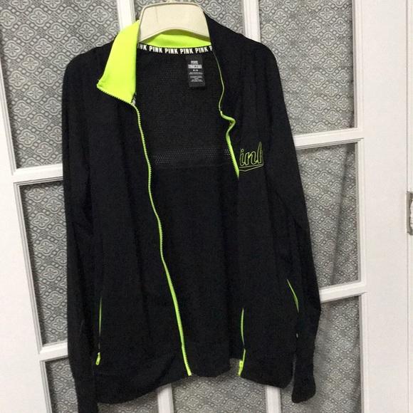 Black Athletic Jacket